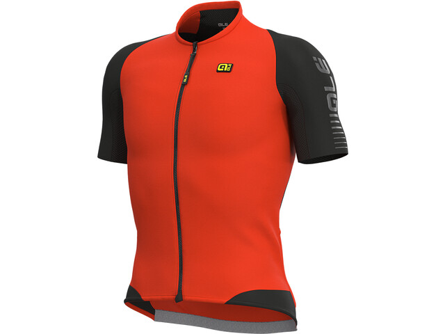 Alé Cycling Off-Road MTB Attack Maillot Manches courtes Homme, orange